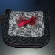 Tweed - 14x11x5,5cm - €14,-