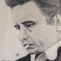 Johnny Cash (verkocht)