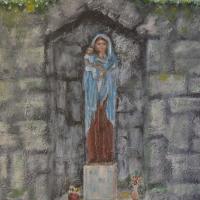 Maria kapel in Schotland